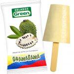 Helado de Guanabana