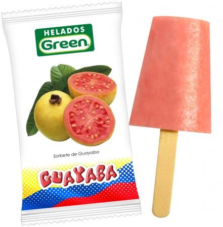 Helado de Guayaba