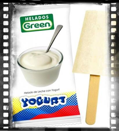 Helado de Yogur de Pelicula