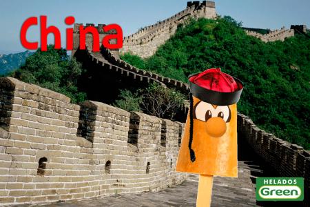 Helados x El Mundo China